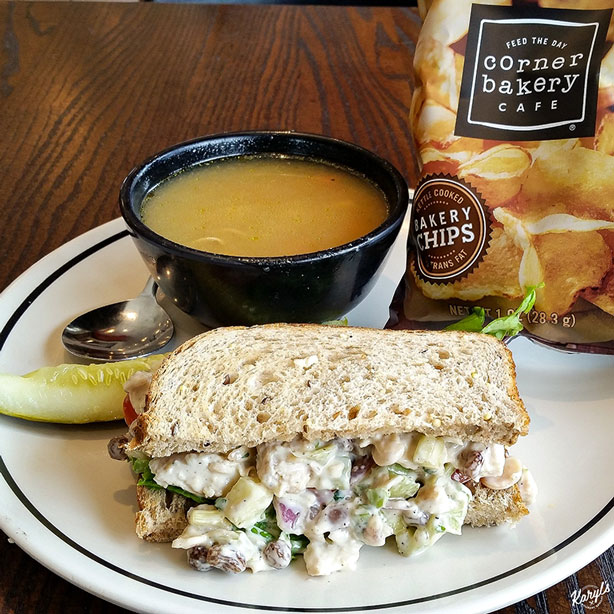 Corner Bakery Cafe, Oklahoma City OK