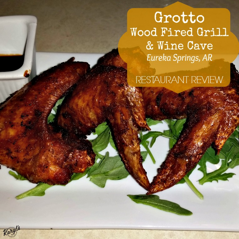 Grotto Wood Fired Grill Restaurant Review By Karyl S