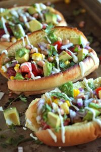 Tex-Mex Hot Dogs by Country Cleaver