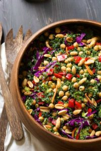 Rainbow-Power-Kale-Salad-with-Peanut-Dijon-Dressing-7