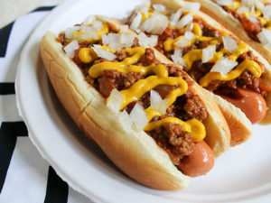 Detroit-Style Coney Island Hot Dog by From Away