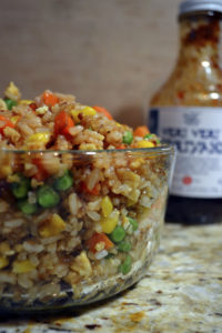 Teriyaki Fried Rice by Culinary Flo