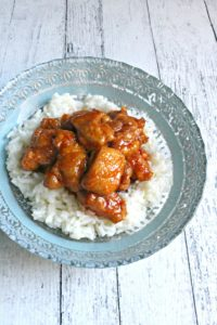 Paleo Honey Sriracha Chicken by Ancestral Nutrition