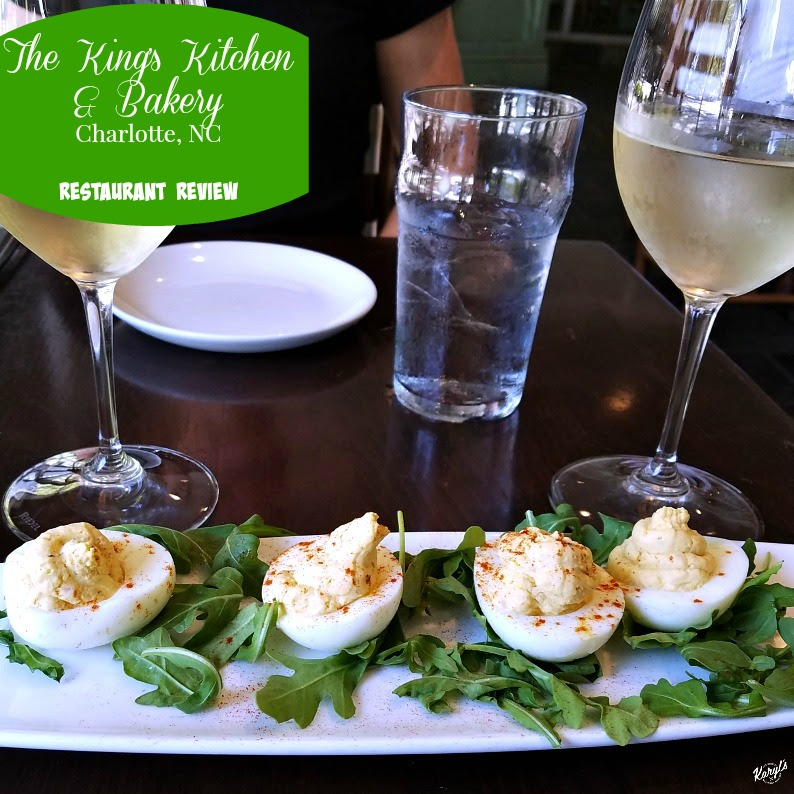 The King's Kitchen & Bakery, Charlotte NC - Karyl's Kulinary Krusade