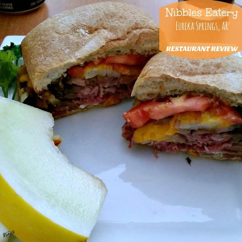 Nibbles Eatery, Eureka Springs AR - Karyl's Kulinary Krusade
