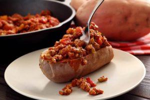 Paleo Sweet Potato Sloppy Joe's by Paleo Newbie