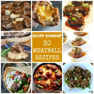 Recipe Roundup: Meatballs