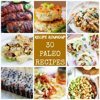Recipe Roundup: Paleo
