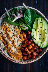 Vegan Buddha Bowl by Well and Full