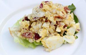 Paleo Egg Salad by Bravo Paleo
