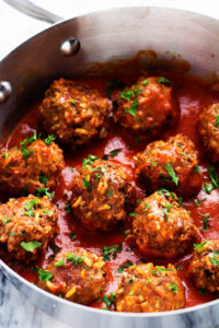 Porcupine Meatballs by The Recipe Critic