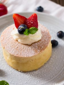 Japanese-Style Pancakes by Chopstick Chronicles