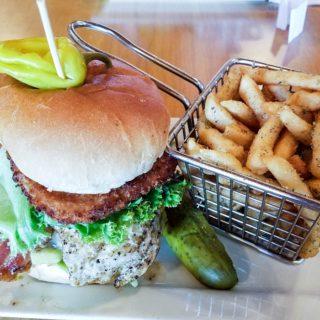 Hops Burger Bar, Greensboro NC