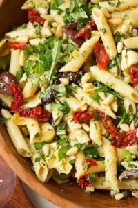 Mediterranean Pasta Salad by Little Spice Jar