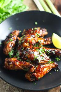 Vietnamese Chicken Wings by Platings & Pairings