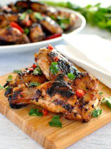 Vietnamese Chicken Wings by Recipe Tin Eats