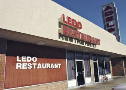 The original Ledo Restaurant, Adelphi MD