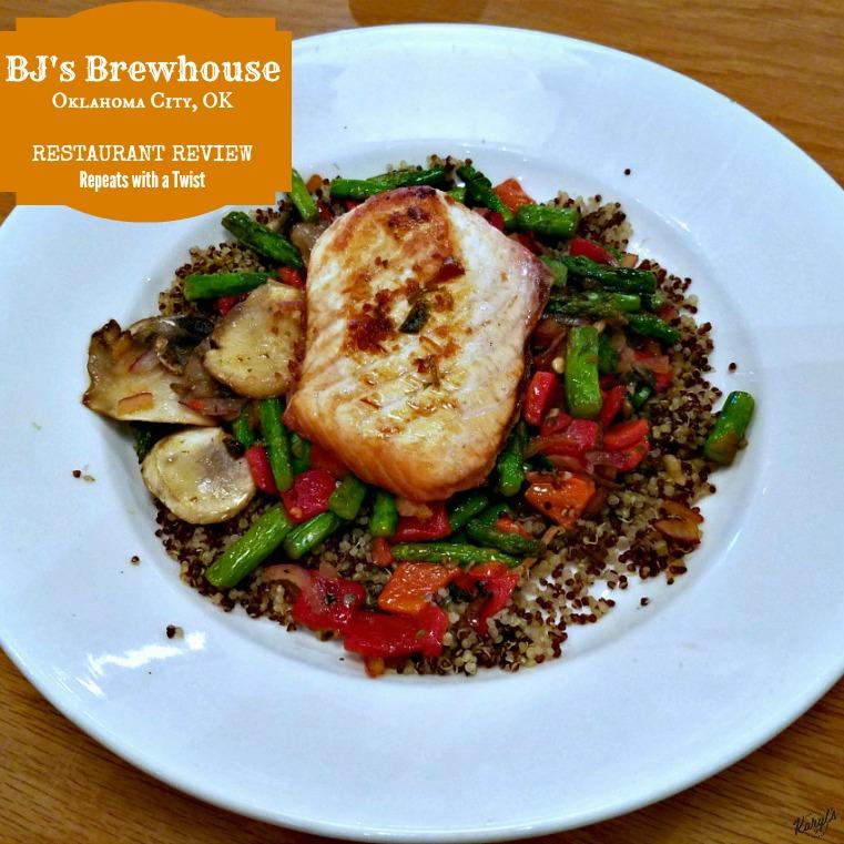 BJ's Brewhouse, OKC - Karyl's Kulinary Krusade
