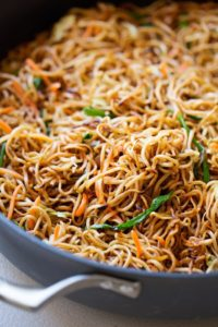 Cantonese-Style Pan-Fried Noodles by Little Spice Jar