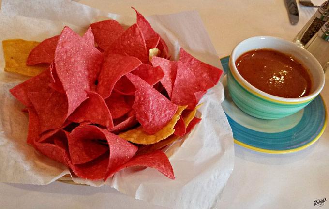 Azteca Restaurant & Cantina, College Park MD - Karyl's Kulinary Krusade