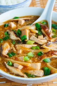 Quick and Easy Chinese Hot and Sour Soup by Closet Cooking