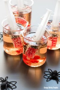 Creepy Shirley Temples by Boulder Locavore