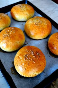 Chinese BBQ Pork Buns by The Woks of Life