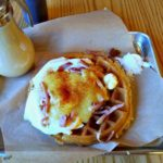 Just Wafflin', Stillwater OK - Karyl's Kulinary Krusade