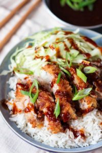 Tonkatsu Pork by Nicky's Kitchen Sanctuary