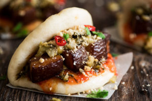 Pork Belly Mantou by Curious Nut