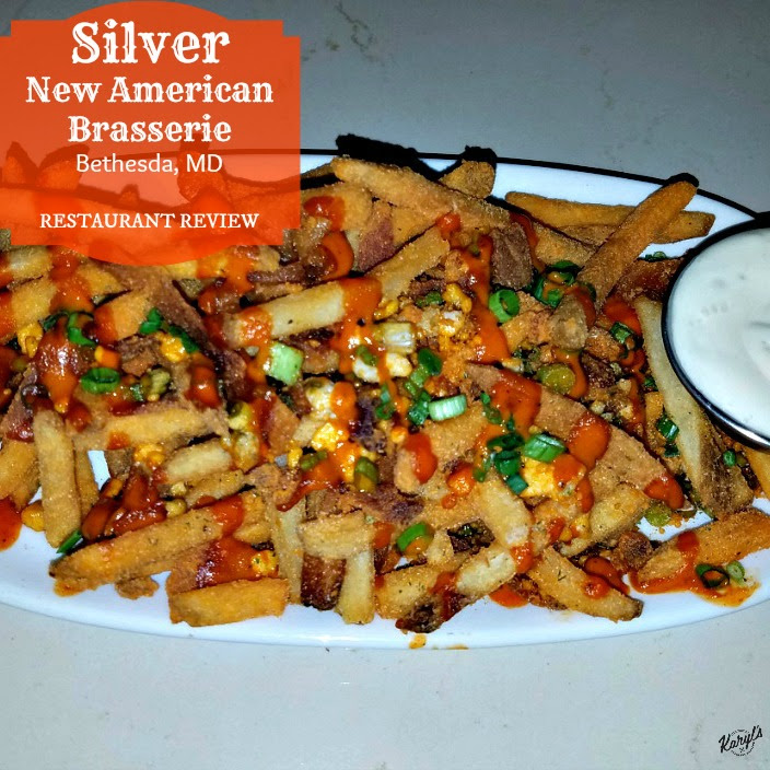Silver New American Brasserie, Bethesda MD - Karyl's Kulinary Krusade