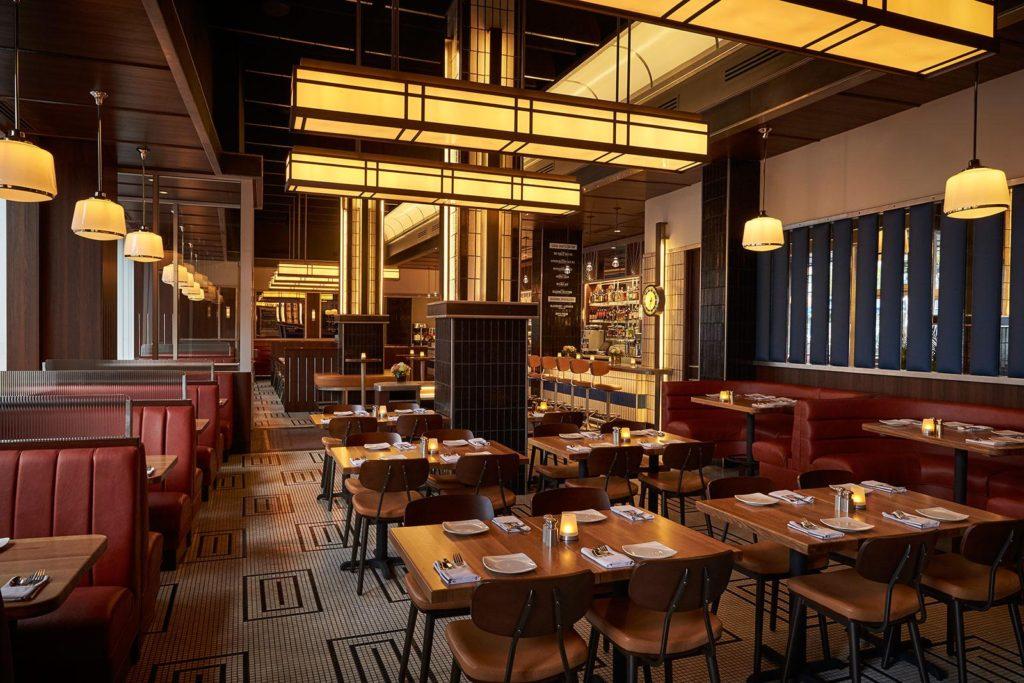 Silver New American Brasserie, Bethesda MD