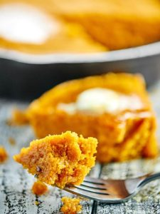 Pumpkin Cornbread by Show Me the Yummy