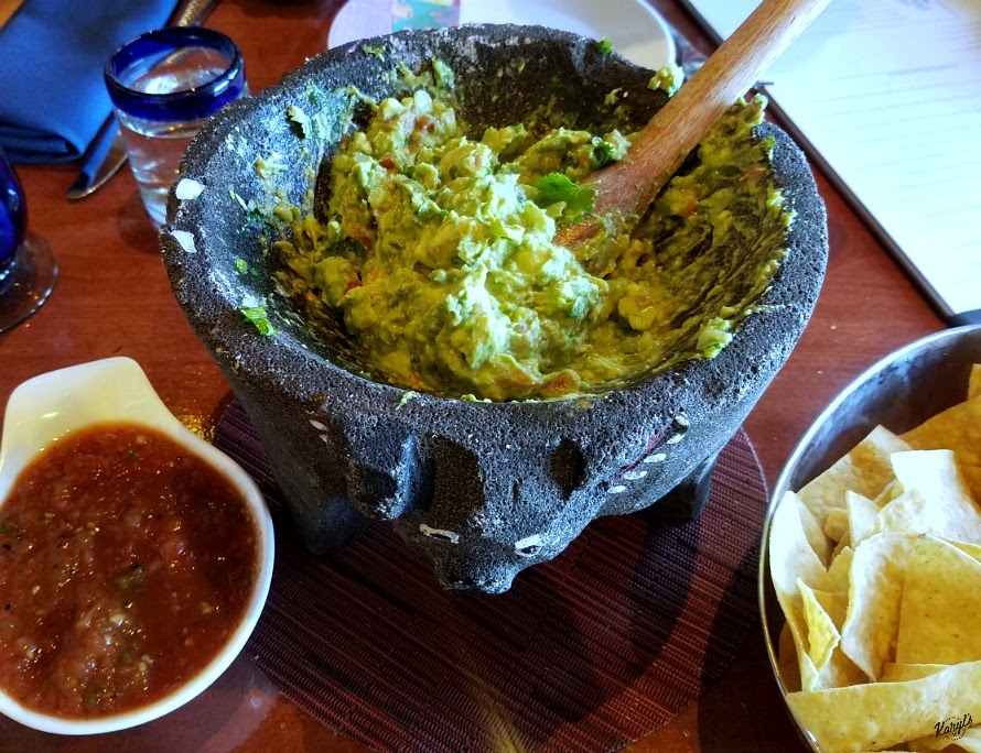 Rosa Mexicano, National Harbor MD - Karyl's Kulinary Krusade