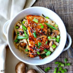 Asian Salmon and Noodles - Karyl's Kulinary Krusade