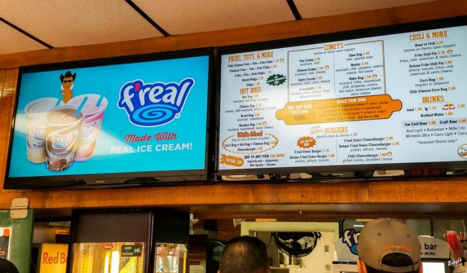 Coney Island, Stillwater OK - Karyl's Kulinary Krusade