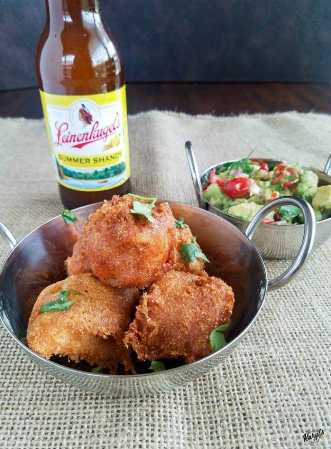 Beer Battered Fish Tacos - Karyl's Kulinary Krusade