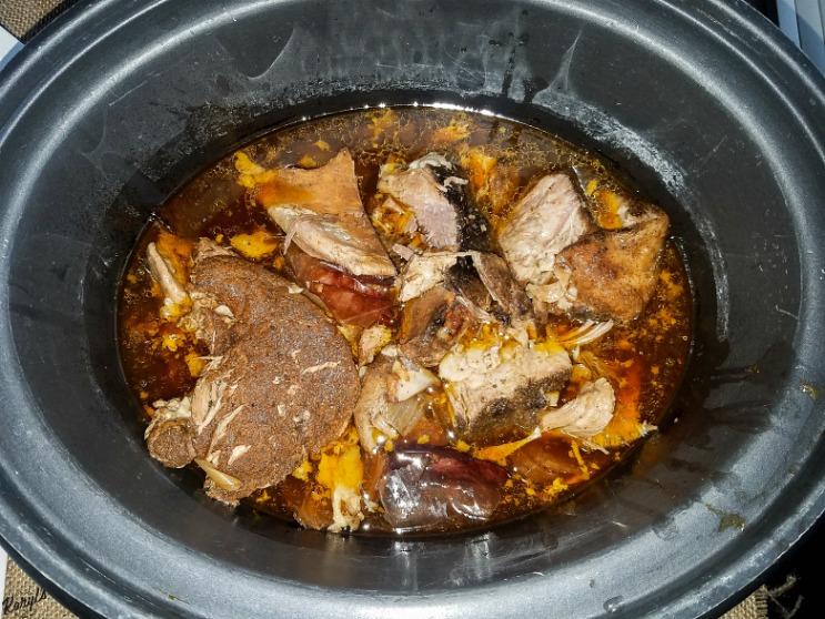 Slow Cooker Pulled Pork - Karyl's Kulinary Krusade