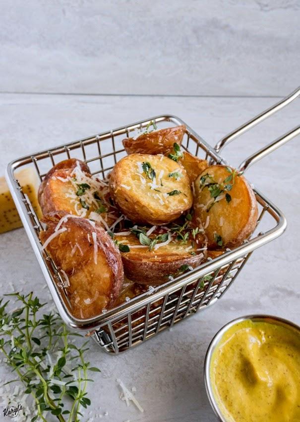 Oven Roasted Potatoes - Karyl's Kulinary Krusade