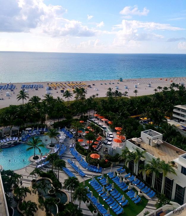 Loews Miami Beach Hotel, Miami FL - Karyl's Kulinary Krusade