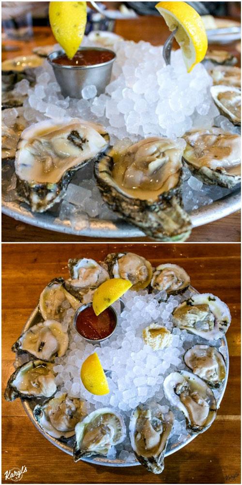 Pearl's Oyster Bar, OKC - Karyl's Kulinary Krusade