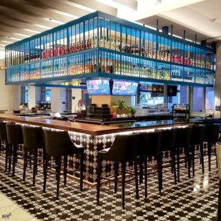 Bar Collins at the Loews Miami Beach Hotel, Miami FL