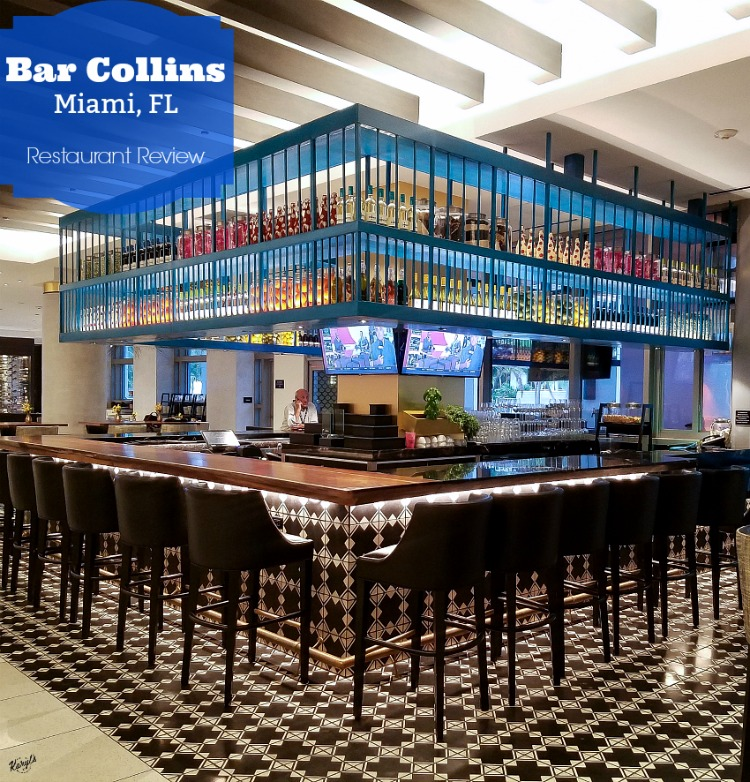 Bar Collins, Miami FL - Karyl's Kulinary Krusade
