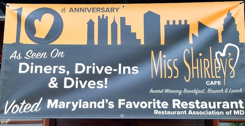 Miss Shirley's Cafe, Baltimore MD - Karyl's Kulinary Krusade