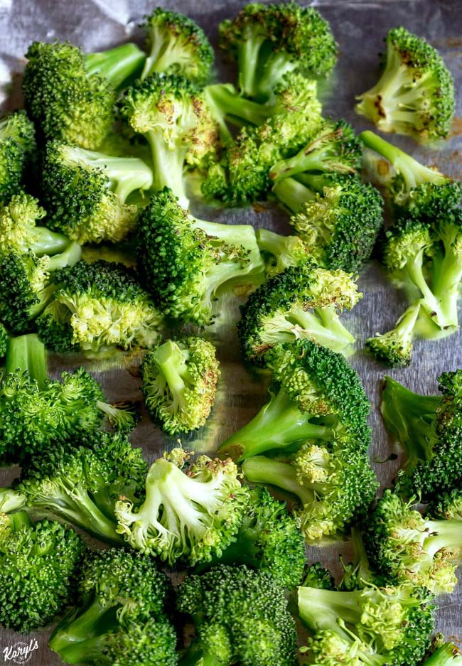 Broccoli Salad with Homemade Dressing. Perfect for potluck, holidays, summer entertaining and more! This wonderful mix of flavors will be a hit no matter what. Don't skimp on the homemade dressing...you won't be disappointed #broccoli #bacon #cheese #salad #broccolisalad #summerentertaining #holidayentertaining #potluckrecipe #glutenfree #karylskulinarykrusade