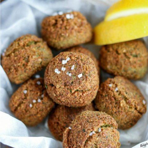 Falafel (Vegan, Gluten Free)