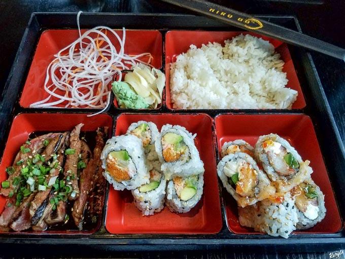 Hiro 88 Sushi, Omaha NE - Karyl's Kulinary Krusade