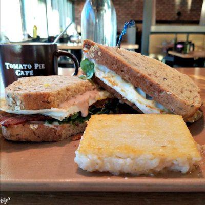 Tomato Pie Cafe, Harrisburg PA
