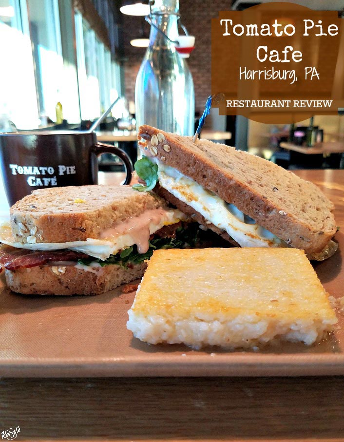 Tomato Pie Cafe, Harrisburg PA - Karyl's Kulinary Krusade