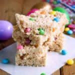 Jelly Bean Rice Krispies Treats - Karyl's Kulinary Krusade